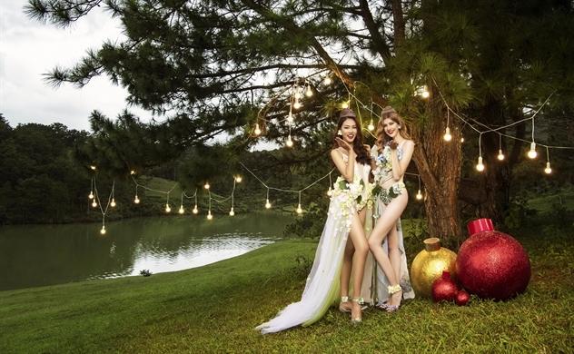Chào năm mới với bộ lịch 'Bay cùng giấc mơ hoa' của Vietjet