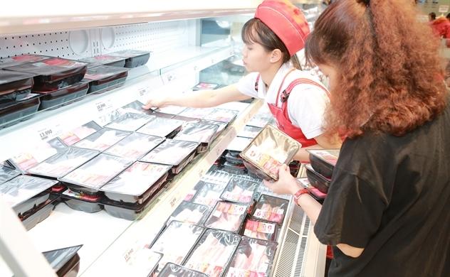 Masan khánh thành tổ hợp chế biến thịt tại Hà Nam