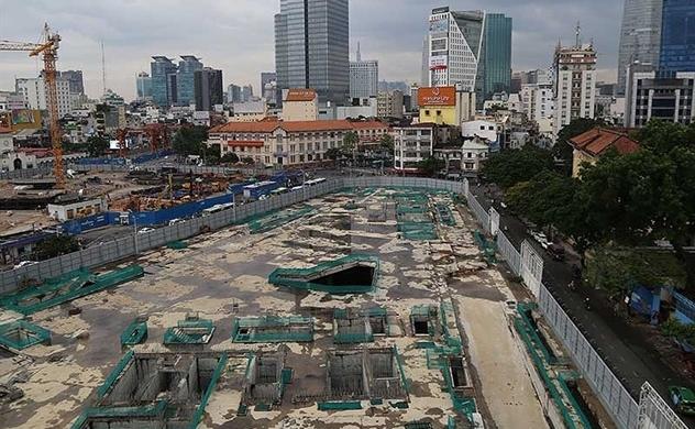 Siêu dự án Spirit of Saigon có chủ đầu tư mới