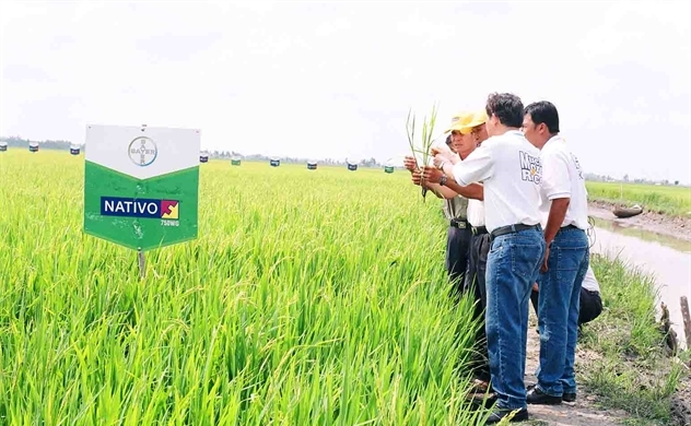 Vai trò của hoạt động R&D trước những thách thức nông nghiệp