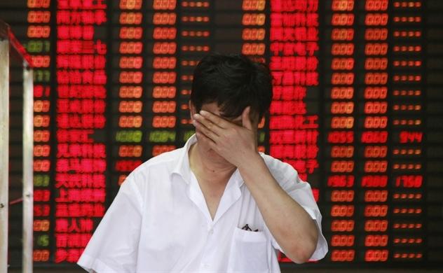 Mất 2.300 tỉ USD, chứng khoán Trung Quốc tệ nhất thế giới năm 2018