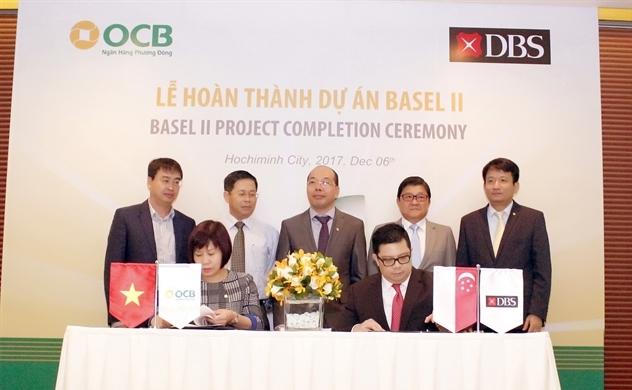 OCB được công nhận tuân thủ Basel 2