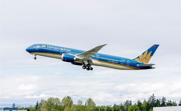 Năm 2018, Vietnam Airlines đạt lợi nhuận kỷ lục