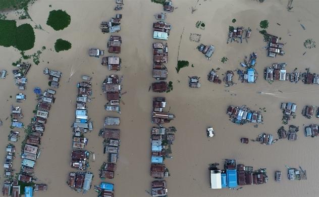 Đập đe dọa lối sống truyền thống ở lưu vực sông Mê Kông