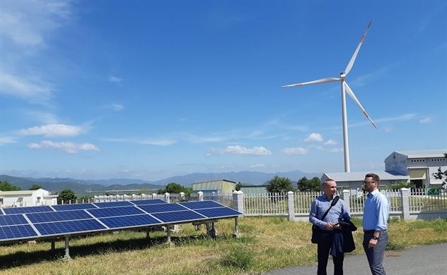 170 triệu Euro: Điện Mặt trời, gió và sinh khối hưởng lợi