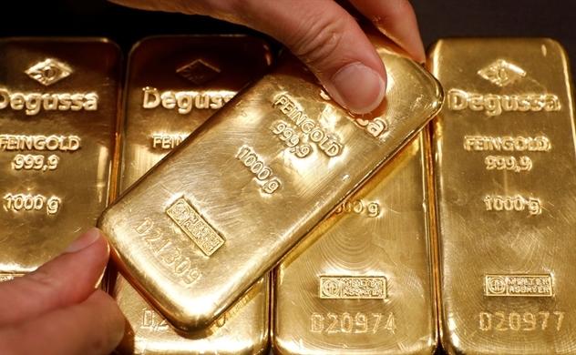Giá vàng chạm đỉnh 6,5 tháng