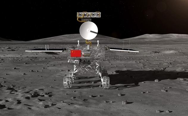 Tàu vũ trụ Trung Quốc vừa hạ cánh xuống