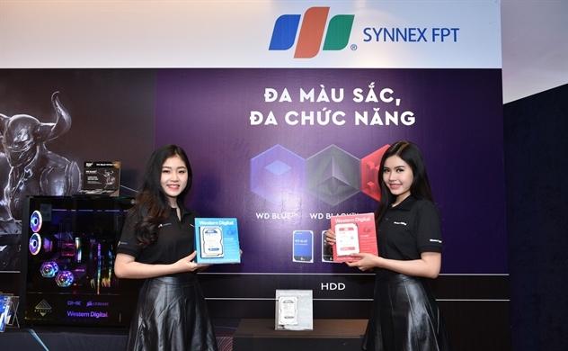 Sau thâu tóm Sandisk, Western Digital bắt đầu mở rộng thị phần tại Việt Nam