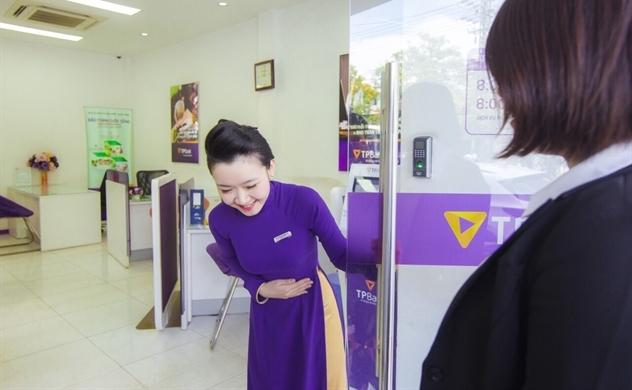 Năm 2018, TPBank không ngừng mở rộng mạng lưới, nâng cao chất lượng phục vụ khách hàng