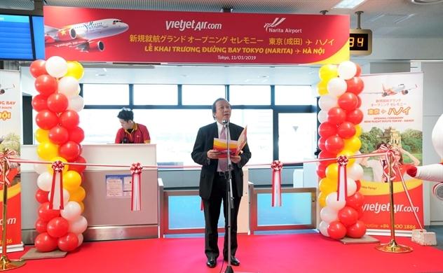 Vietjet liên tục mở rộng mạng bay quốc tế