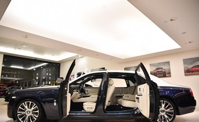 Roll-Royce lập kỷ lục doanh số