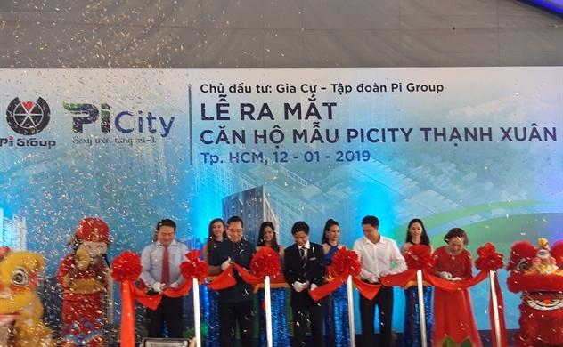 Ra mắt căn hộ mẫu dự án PiCity Thạnh Xuân