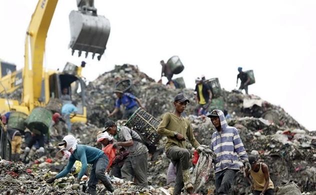 """Đông Nam Á đang """"xuống cấp"""" vì rác thải"""