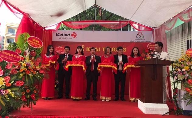 Vietlott chính thức có mặt tại 48 tỉnh/thành phố trên toàn quốc