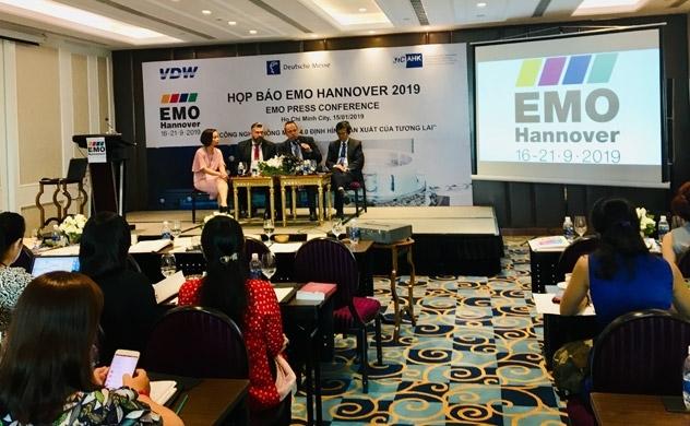 EMO Hannover 2019: Công nghệ thông minh định hướng sản xuất tương lai