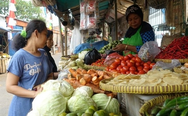 Indonesia đang thâm hụt thương mại rất lớn