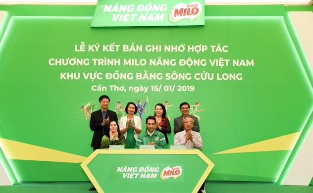 Mở rộng Chương trình Năng động Việt Nam tại Đồng bằng sông Cửu Long