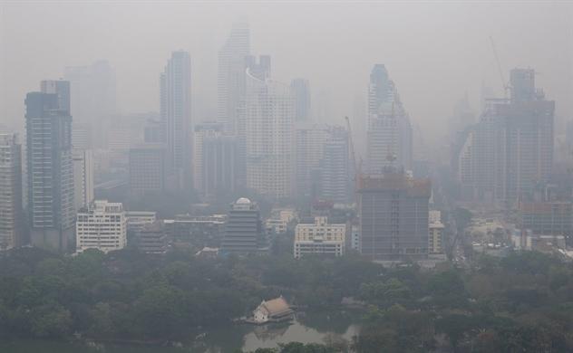 Cách người Thái tạo mây chống ô nhiễm