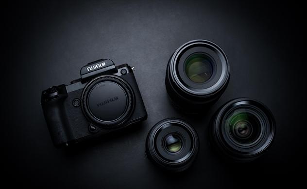 Camera Fujifilm theo phong cách hoài cổ