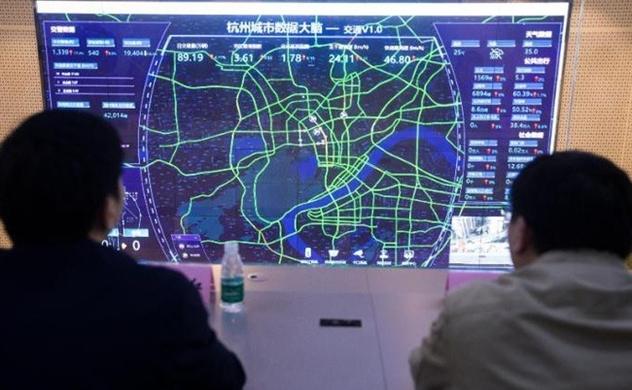 Bộ não AI mang tên City Brain đối phó tắc nghẽn giao thông