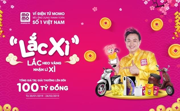 """Ứng dụng tài chính Việt Nam lần đầu  chạm mốc 1 triệu người dùng """"lắc xì"""" cùng lúc"""