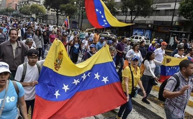 Khủng hoảng chính trị tại Venezuela