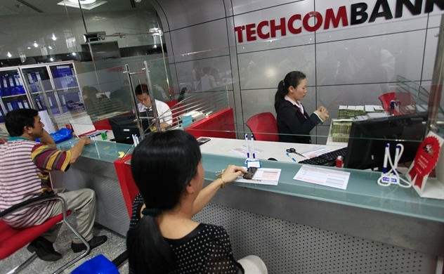 Techcombank báo lãi khủng năm 2018