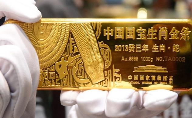 Trung Quốc tăng mạnh dự trữ vàng