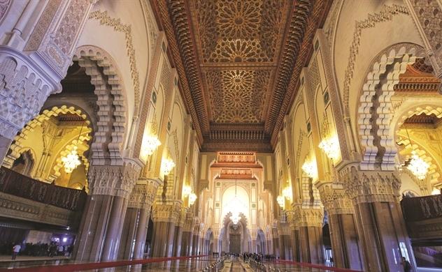 Huyền bí Morocco