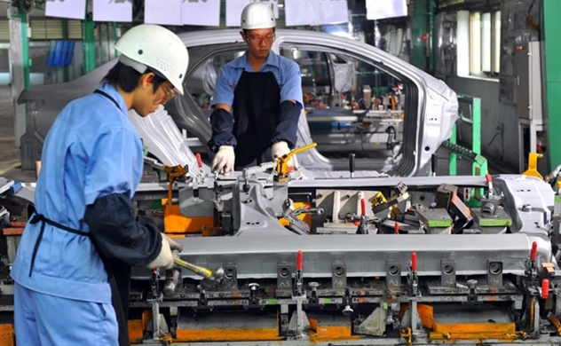 Việt Nam đứng thứ 2 về lao động làm việc tại Nhật Bản