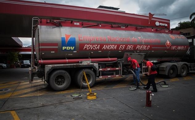 Mỹ trừng phạt công ty dầu mỏ quốc doanh Venezuela