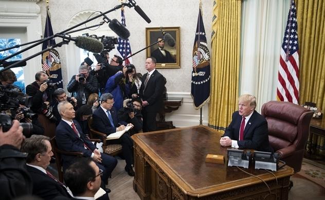 Ông Trump và ông Tập sẽ lại gặp nhau để đàm phán thương mại