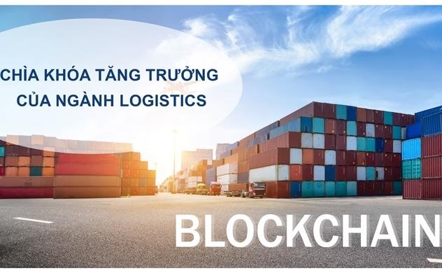 Blockchain: Chìa khoá tăng trưởng của ngành Logistics