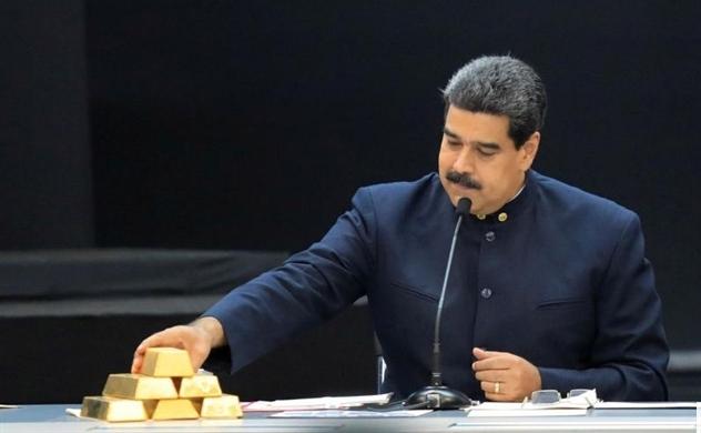29 tấn vàng của Venezuela sẽ đến UAE?