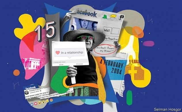 Facebook đã thay đổi nước Mỹ như thế nào sau 15 năm?