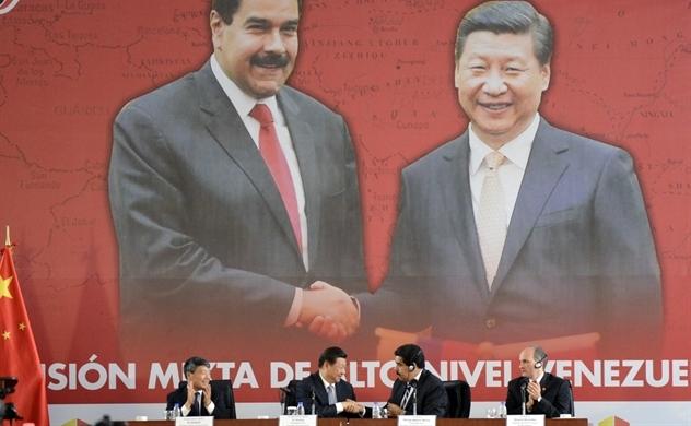 Nam Mỹ trở thành chiến trường cho một cuộc chiến tranh Lạnh mới?