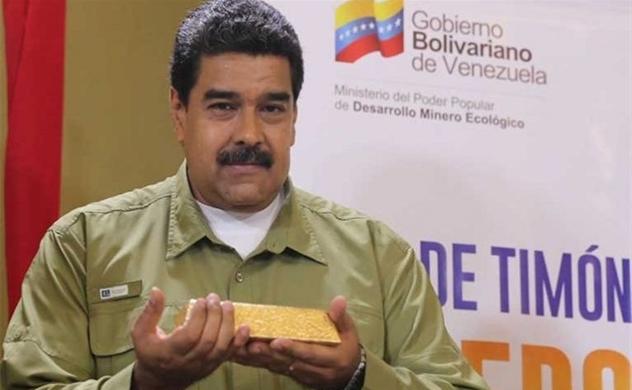 Bán vàng có phải là cứu cánh của Ý hay Venezuela?