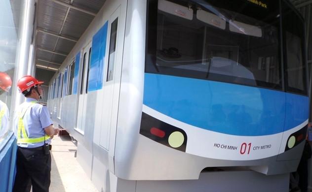TP.HCM sẽ có 8 tuyến đường sắt đô thị xuyên tâm đến 2025