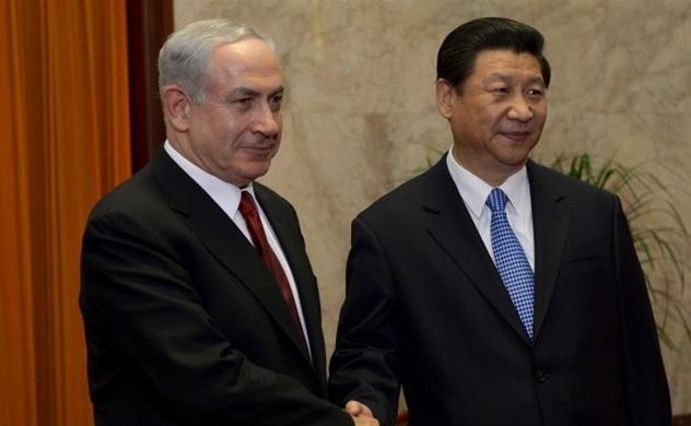 Israel lo ngại việc rò rỉ công nghệ cho Trung Quốc