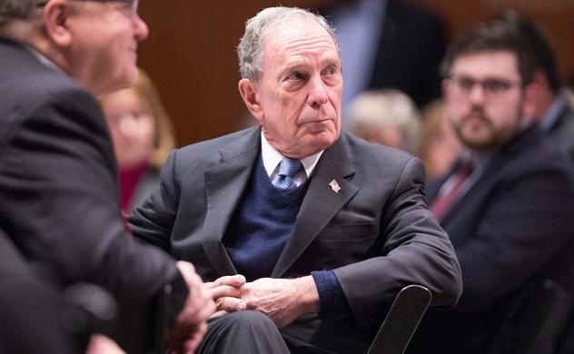 Tỉ phú Bloomberg tính chi 500 triệu USD để đánh bại ông Trump