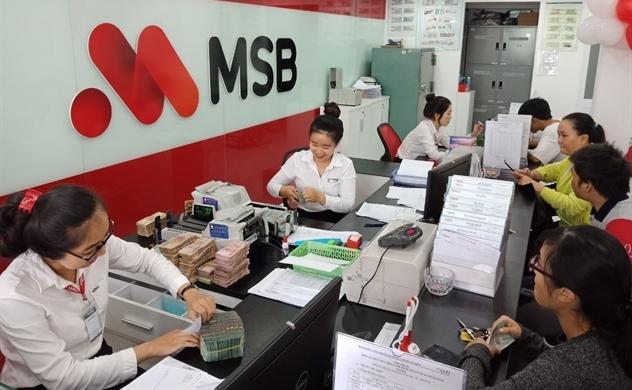 Tăng trưởng toàn diện, MSB đạt lợi nhuận trên 1.000 tỉ đồng năm 2018