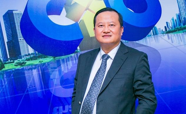 Doanh nhân Nguyễn Tiến Dũng: Nghề CEO là định mệnh của tôi