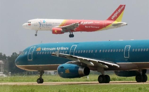 Bức tranh ngành hàng không Việt Nam năm 2018