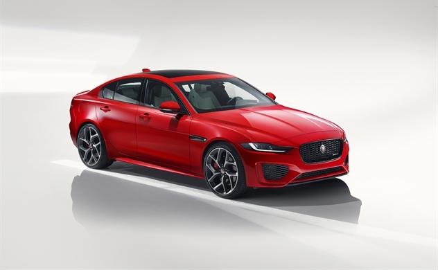 Ra mắt Jaguar XE mới