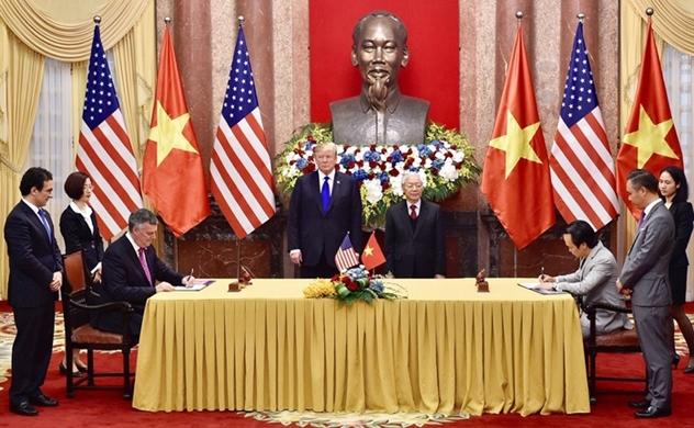 Các hãng hàng không Việt Nam mua 20,1 tỉ USD hàng hóa từ Mỹ