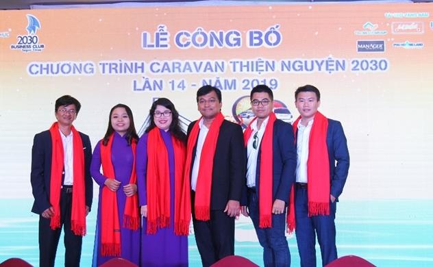 Chương trình Caravan thiện nguyện 2030 lần thứ 14 năm 2019