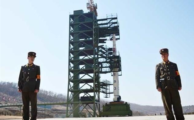 Triều Tiên khôi phục lại bãi phóng tên lửa?