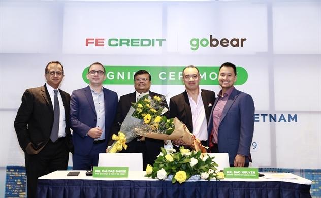 GoBear hợp tác cùng FE Credit