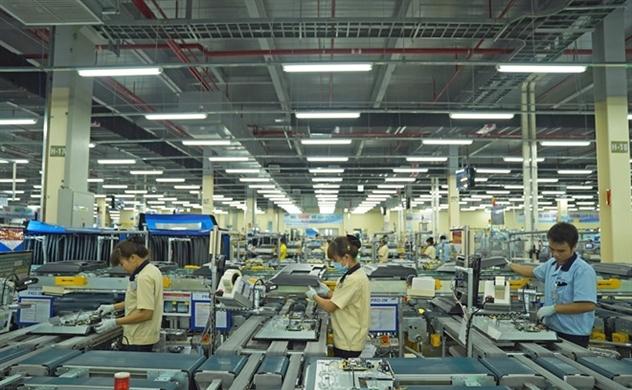 Sản lượng Samsung suy giảm, sản xuất công nghiệp Việt Nam gặp khó