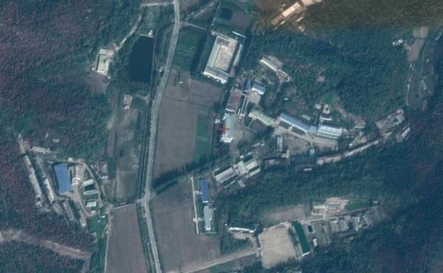 Lại thêm một địa điểm thử tên lửa của Triều Tiên hoạt động trở lại?